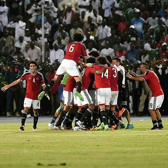 منتخب مصر الأول