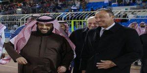 محمود الخطيب وتركي