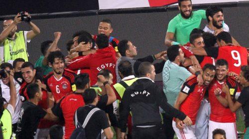 مصر ضد كولومبيا