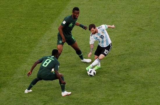 الأرجنتين