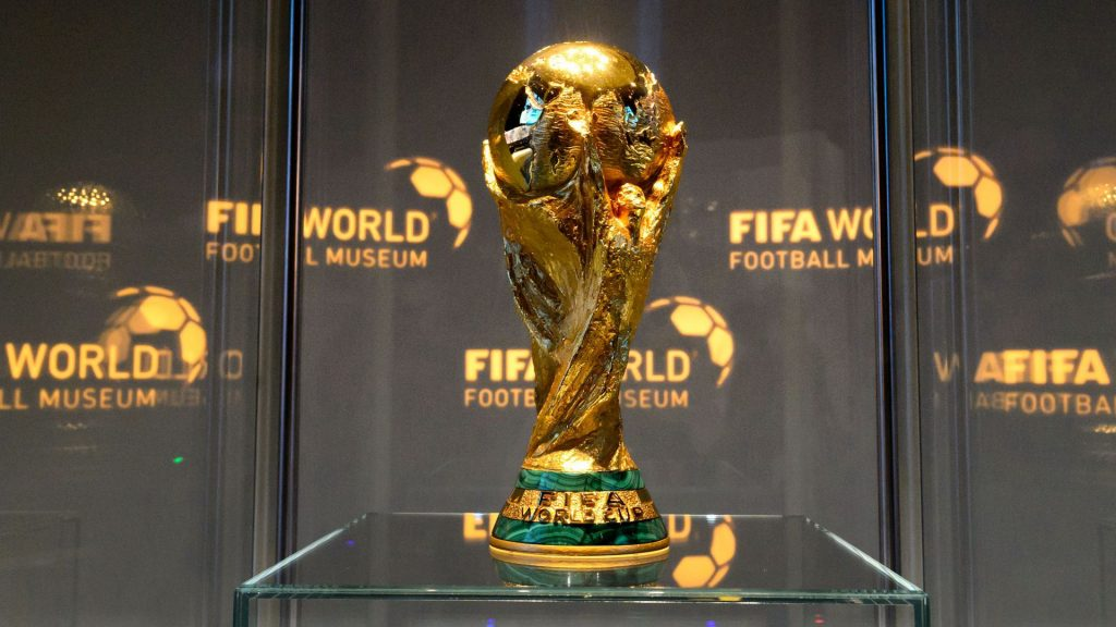 القنوات الناقلة لكأس العالم