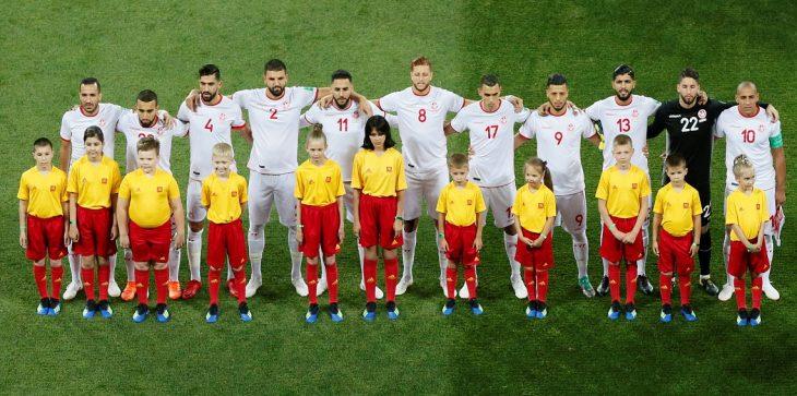 لاعبو تونس