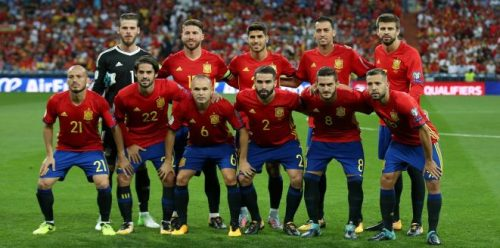 منتخب أسبانيا
