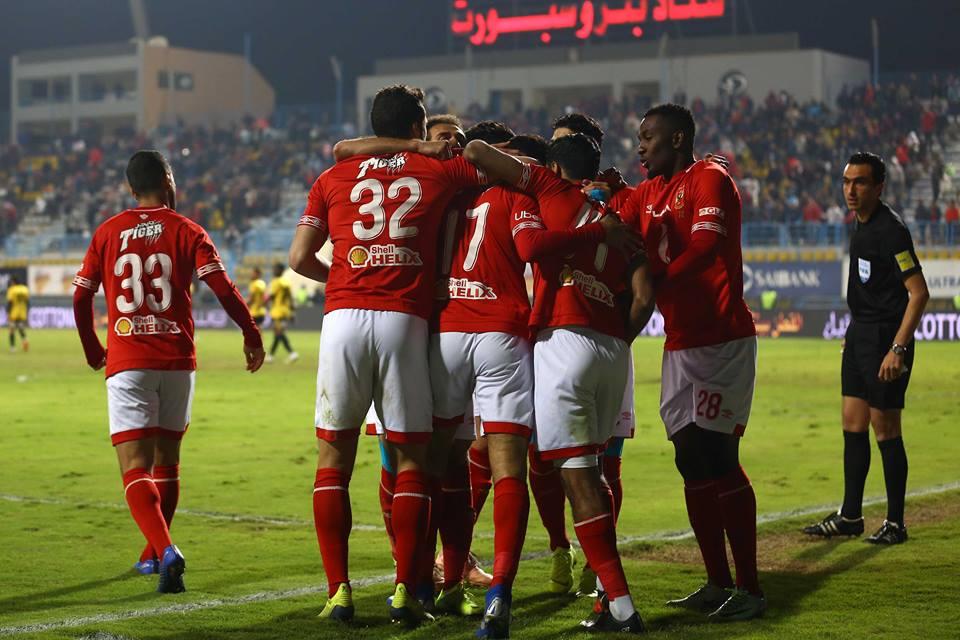 مشاهدة مباراة الاهلي والداخلية بث مباشر 20-2-2019 الدوري المصري