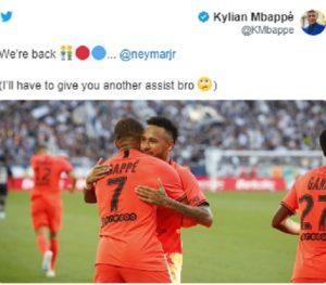 كيليان مبابي
