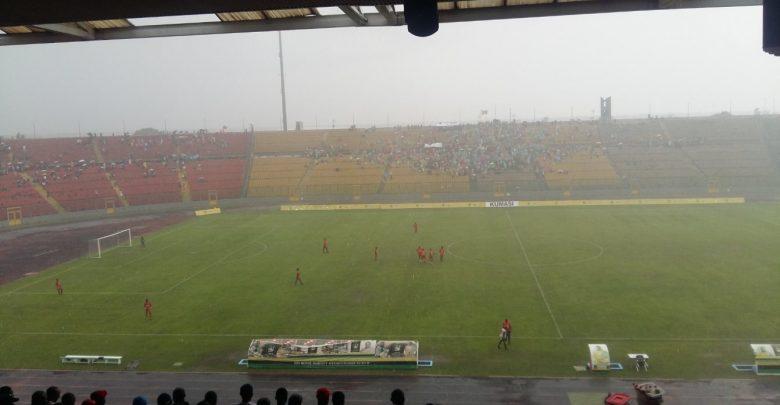 أمطار غانا