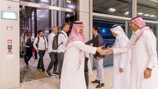 لاعبي السعودية