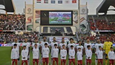 لاعبي العراق
