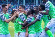 لاعبا نيجيريا