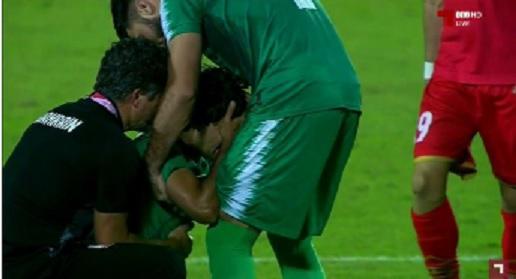 لاعب العراق