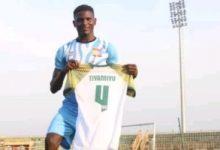 لاعب بالدورى النيجيرى