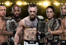 مسابقات UFC