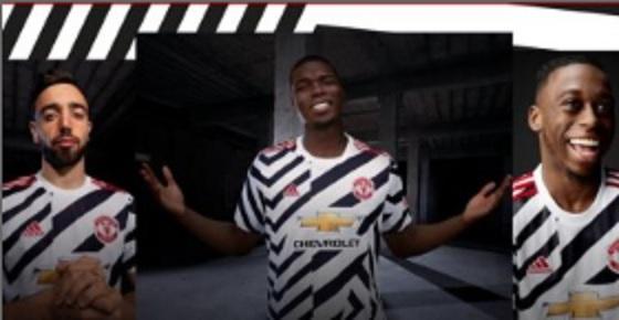 مانشستر يونايتد يطرح القميص الثالث لموسم 2021 للبيع.. (صور ...